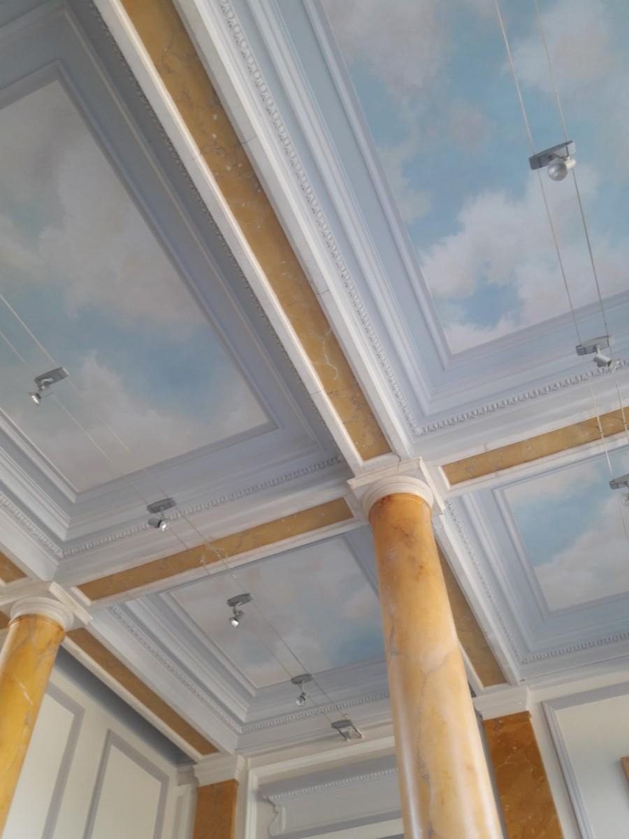 plafond-château-des-Vaux
